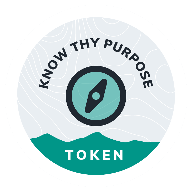 Know Thy Purpose Token